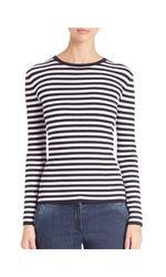 Michael Kors - Striped Ribbed Sweater Multi