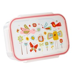 Sugarbooger Plastic Good Lunch Box - Hoot