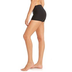 Bally Total Fitness Women's Performance Shorts - Black - Size: X-Large