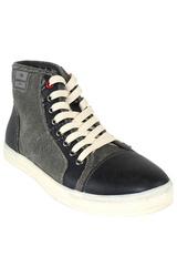 Unionbay Denny High Top Sneaker Brown-10