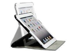 Monoprice Ergo 3/4 iPad Stand Cover - Blue (109251)