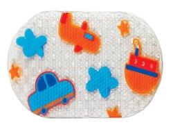 Small World Toys Travel Time Baby Bathmat - Multi - Size: 27''W x 15''H