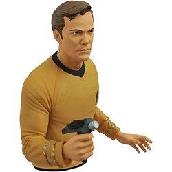 Diamond Select Star Trek: Captain Kirk Vinyl Bust Bank Toys