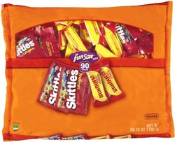 Skittles & Starburst Original Fun Size - 39.1Ounce Bag