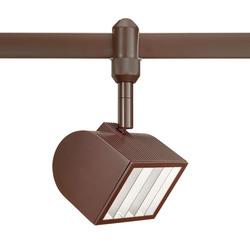 WAC Lighting Line Volt Flexrail Fixture - Dark Bronze (HM-150-DB)