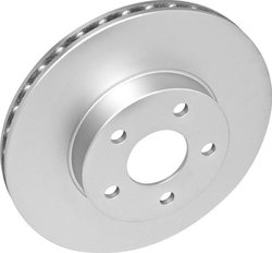 Bosch Car/Truck QuietCast Premium Disc Brake Rotor (16010205)