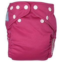 Charlie Banana 2-in-1 Reusable Diapers - Hot Pink - Size: One