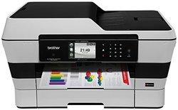 Brother Business Smart MFCJ6925DW Inkjet Multifunction Printer - Colo