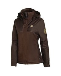 Mountain Horse Windsor Riding Jacket, Classic Brown, Small