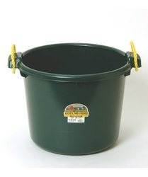 Miller Mfg Co Inc Muck Tub- Green 70 Quart - PSB70GREEN