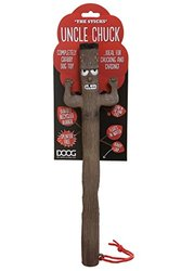 Doog Stick Fetch Toy: Uncle Chuck
