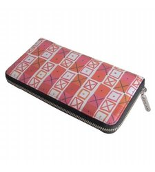 ACME Studio Inc Crosspatch Wallet Organizer with Zipper Design by Charles & Ray Eames (LE07WOZ)