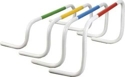 Champion Sports Speed Hurdle Set of 4 - Multicolored