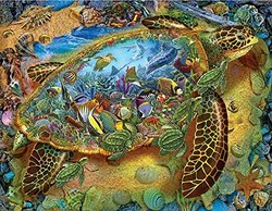 Sunsout Sea Turtle World Jigsaw Puzzle - 1000Pcs