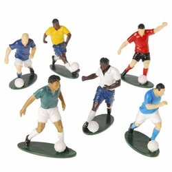 US Toy Assorted Soccer Player Figures