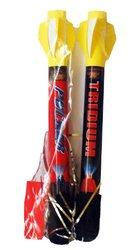 William Mark Air Burst Extra Rockets Pack of 2