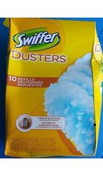 Swiffer Dusters Disposable Cleaning Dusters Refills Unscented