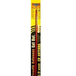 Firestik FS2-R Tuneable 2 ft. Antenna - - FS2-R red