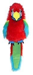 The Puppet Company - Large Birds - Amazon Macaw