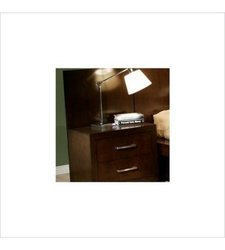 Coaster Nightstand Back Panel Pair multicolor
