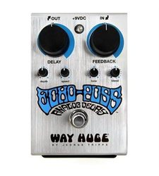Way Huge Effects WHE702S Echo-Puss Analog Delay Guitar Effects Pedal