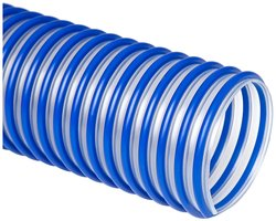 Flexaust Flex Tube PU 60 HF Polyurethane Flexible Hose