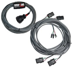 Sensor Harness Monitor with Weather Pack Connectors - Size: 4