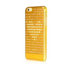 Bling My Thing Case with Swarovski Elements for iPhone - Metallic Silver