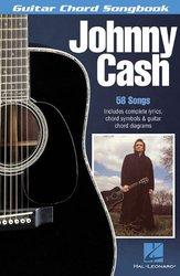 Hal Leonard Johnny Cash Guitar Chord Songbook