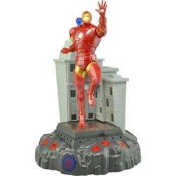 Marvel Avengers Talking Room Light Action Hero Iron Man