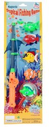 Magnetic Tropical Fishing Game