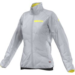Adidas Women's Terrex Swift Primaloft Jacket - Clear Grey - Size: Large