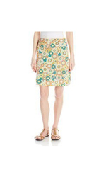 White Sierra Women's Printed Dailey Duty Skirt - Multi Combo - Size: X-S