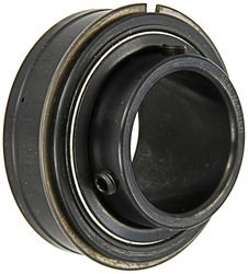 "Sealmaster 35mm Bore 72mm OD 1-11/16"" W Cylindrical OD Bearing (ER-207C)"