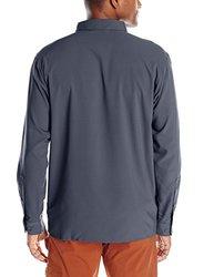 Columbia Sportswear Men's Insect Blocker II Shirt - India Ink - Sz: L