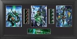 Green Lantern Movie (Series 2) Trio Film Cell Presentation