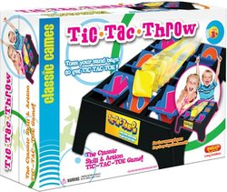 Tic Tac Throw Game