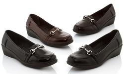 Rasolli Women Clogs Joy Shoe - Black - Size: 5.5