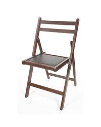Cosco 37278DMB Wood Slat Folding Chair - pack 4