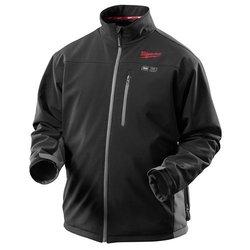 Milwaukee M12 Cordless Lithium-Ion Heated Jacket - Black - Size: 3X-Large