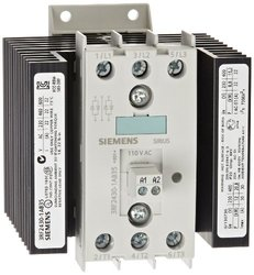 Siemens 3RF2430-1AB35 Insulation Monitor - 110 Volts