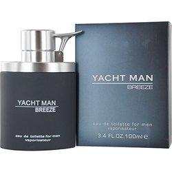 Myrurgia Yacht Men's Breeze Eau de Toilette - 3.4 Oz
