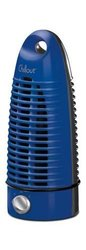 Chillout 2-Speed Mini Tower Fan - Blue/Black