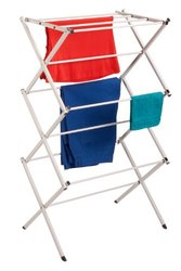 Honey Can Do Compact Folding Drying Rack - White