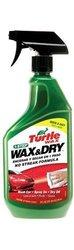 Turtle Wax 26 Fl Oz 1-Step Wax And Dry (T9)