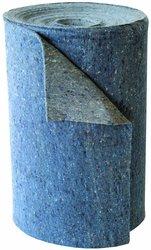 "Oil Dri Heavy Weight Resorb Universal Roll - Blue - Size: 150'x29.5"""