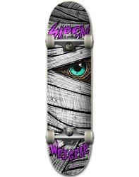 Siren Weigele Lazarus Skateboard Deck - Gray - Size: 7.75