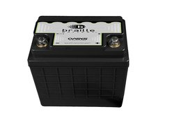 Braille Battery Oasys 12V Deep Cycle Energy Storage Battery