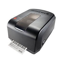 Honeywell Printer Row Latin Fonts USB Serial US PC 1' Core - Black