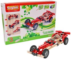 Engino ECO Motorized Racers Multi-Colored